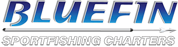 Bluefin Sportfishing Charters – Clinton, CT | Inshore and Offshore Logo