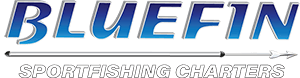 Bluefin Sportfishing Charters – Clinton, CT Logo